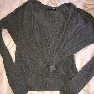 Brandy Melville tied top